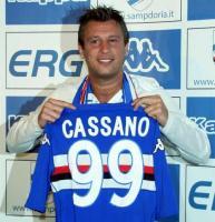 Cassano, meilleur que Kakà et Ronaldo