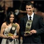 Marta et Ronaldo