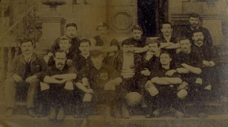 Sheffield FC en 1890