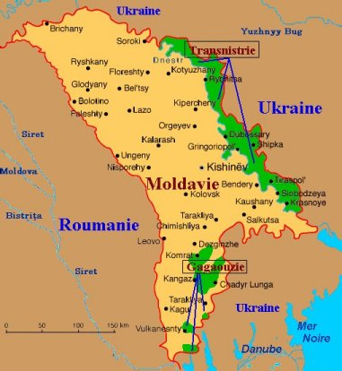 carte transnistrie