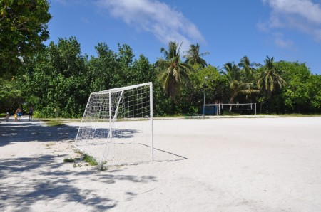football bandos maldives