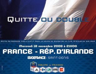 France-Irlande