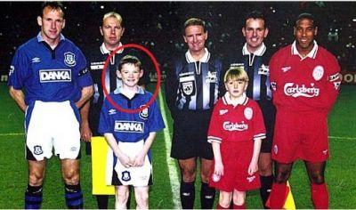 Mascotte Everton