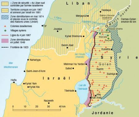 Plateau Golan