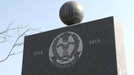 Memorial Longueval - Photo ITV Central