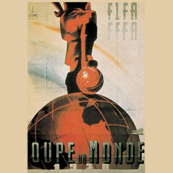 Affiche 1938 - Image espaciodeportes.com