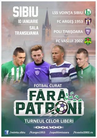 Affiche du tournoi de Sibiu
