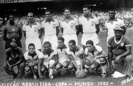 Brésil 1950 - Photo sport-histoire.fr