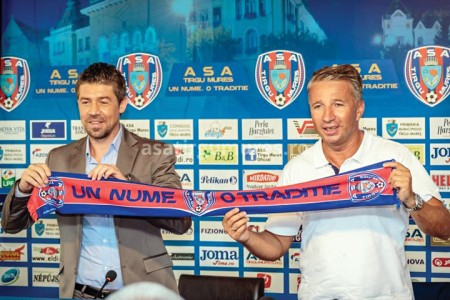 Dan Petrescu ASA Targu Mures