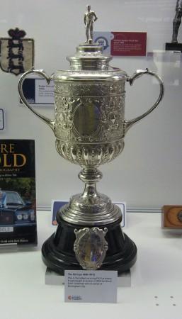 Deuxième trophée FC Cup - Photo wikipedia.org