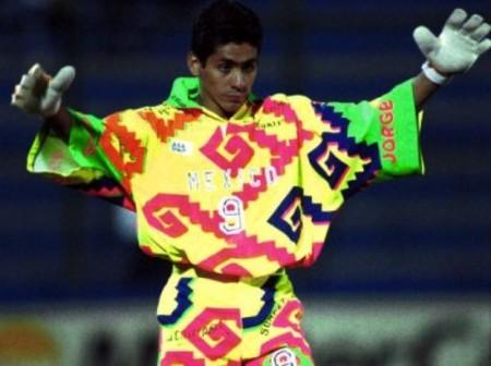Jorge Campos - Image futbolsapiens.com