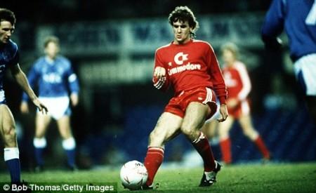 Mark Hughes au Bayern - Photo Bob Thomas - Getty Images