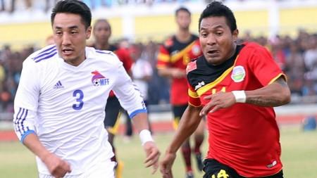 Mongolie-Timor oriental - Photo FIFA.com
