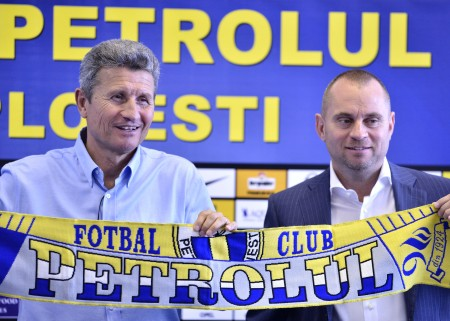 Multescu au Petrolul - Image www.sportnews.ro