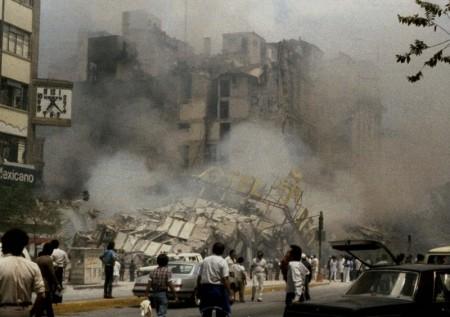 Seisme Mexique 85 - Photo live2times.com