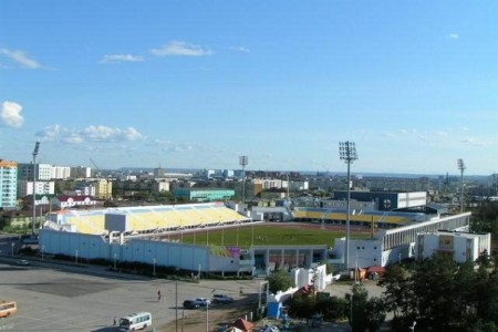 Stade Tuymaada - Photo fc-yakutia.ru