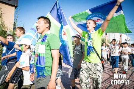 Supporters Polar Pack - Photo dnevniki.ykt.ru