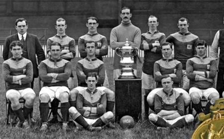 Troisième FC Cup Bradford - Photo bradfordmuseums.org